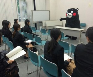 japan, aesthetic, and kumamon image