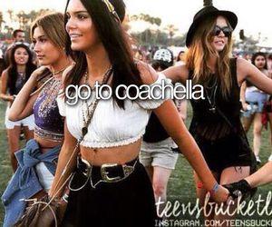 coachella, before i die, and tumblr image