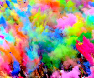 colors, colorful, and party image