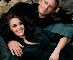 daniel craig and eva green image