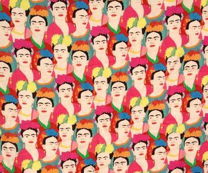 awesome, background, and frida kahlo image