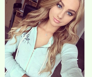 amazing, beautiful, and blonde girl image