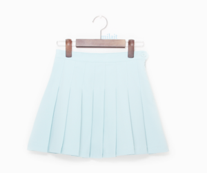 fashion, pastel, and skirt image