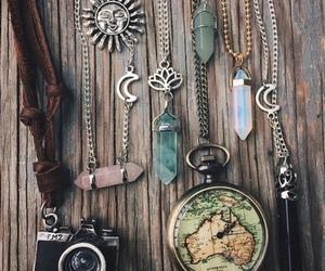 beauty, nails, and boho image