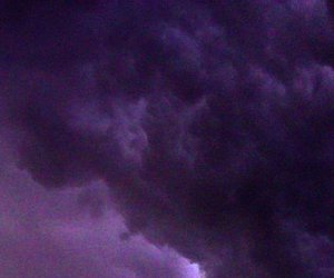 clouds, purple, and tumblr image