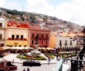architecture, colors, and guanajuato image