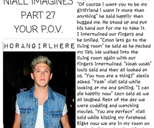 imagine, niall horan, and one direction image
