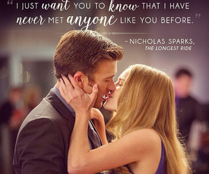 the longest ride, movie, and nicholas sparks image