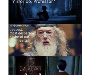 funny, harrypotter, and got image