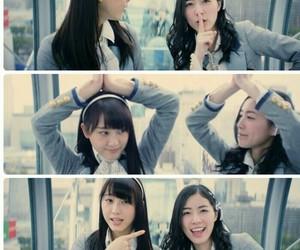 sisters, matsui rena, and wmatsui image