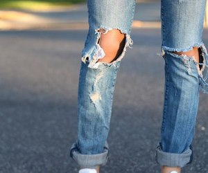 jeans, converse, and style image