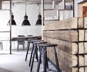 bar, black, and house image
