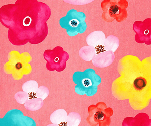background, blumen, and chic image