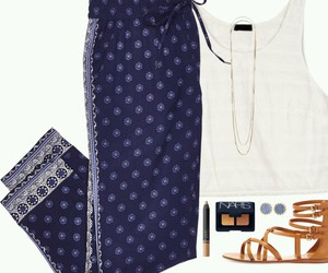 fashion, outfit, and preppy image