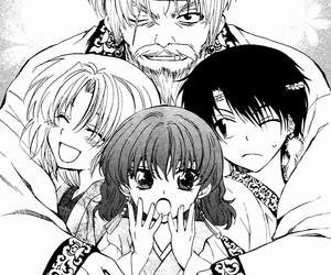 yona, hak, and akatsuki no yona image