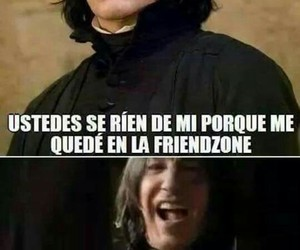 harry potter and friendzone image
