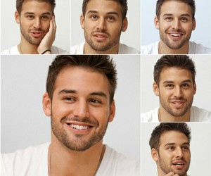 smile, ryan guzman, and Hot image