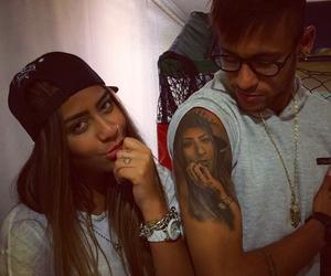 neymar, tattoo, and neymar jr image