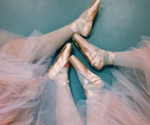 ballet, dance, and grunge image