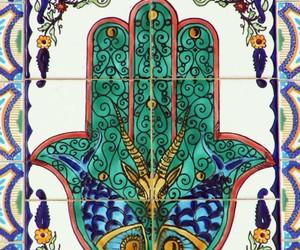 hamsa and hand image