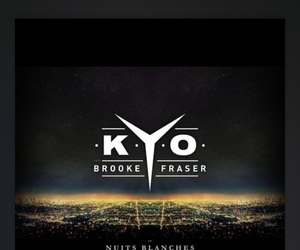 french, music, and kyo image
