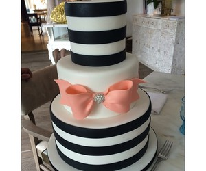 black, cake, and chocolate image