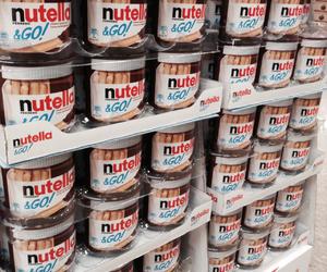 bulk, food, and nutella image