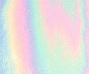 background, green, and rainbow image