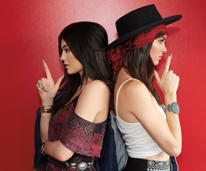 new and kendall & kylie jenner image