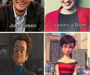 john green, paper towns, and megamind image