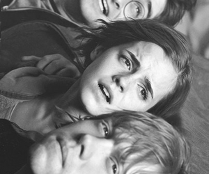 harry potter, emma watson, and hermione image