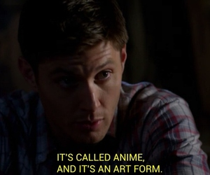 anime, art, and dean image