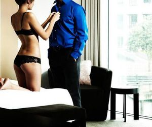 classy, couple, and sex image