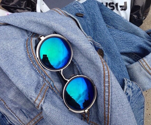 hipster, indie, and denim image