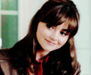 clara, doctor who, and dw image