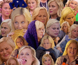 parks and recreation, leslie knope, and Amy Poehler image
