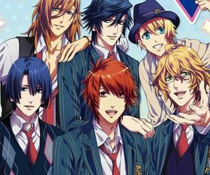 starish and uta no prince-sama image