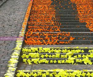 stairs, origami, and art image