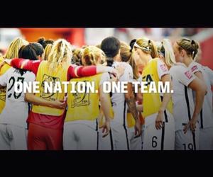 soccer, usa soccer team, and women soccer image