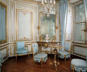 baroque, room, and vintage image
