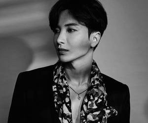 idol, korea, and Leeteuk image
