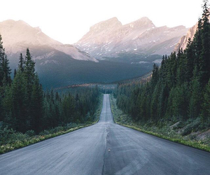 beauty and mountains image