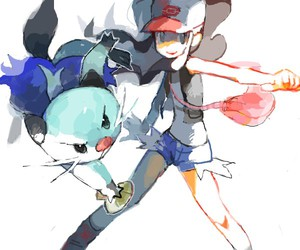 pokemon and touko image