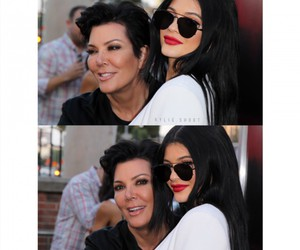 new, kylie jenner, and kris & kylie jenner image