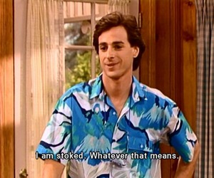 full house, quote, and text image