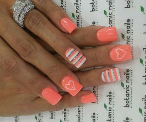 nails and heart image