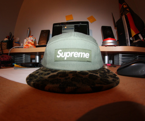 blue, snap, and supreme image