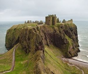 castle, scotland, and travel image