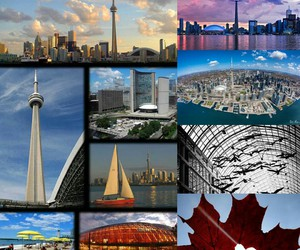 toronto is not a city and it is love <3 :-* image