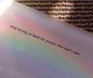 quotes, rainbow, and people image